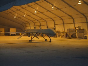 C_UAV in Hangar