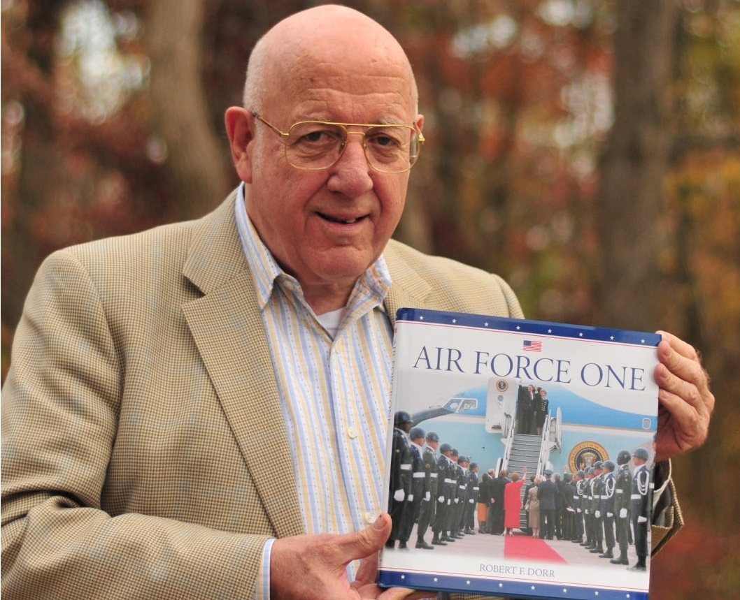 "A Chat with Robert F. Dorr About His Popular Book, ""Air Force One"""