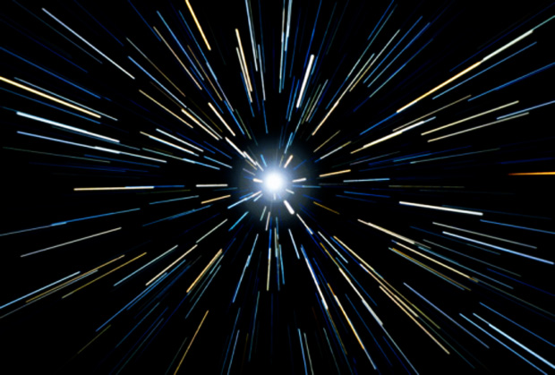 NASA Scientists Envision Real-Life Warp Drive