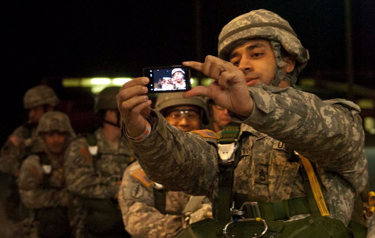 The USAF's Newest Weapon: The Smart Phone