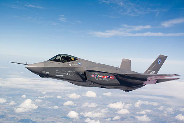 F-35 of the Joint Strike Fighter Program