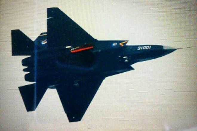 Should the US Be Worried About China's New J-31 Fighter?