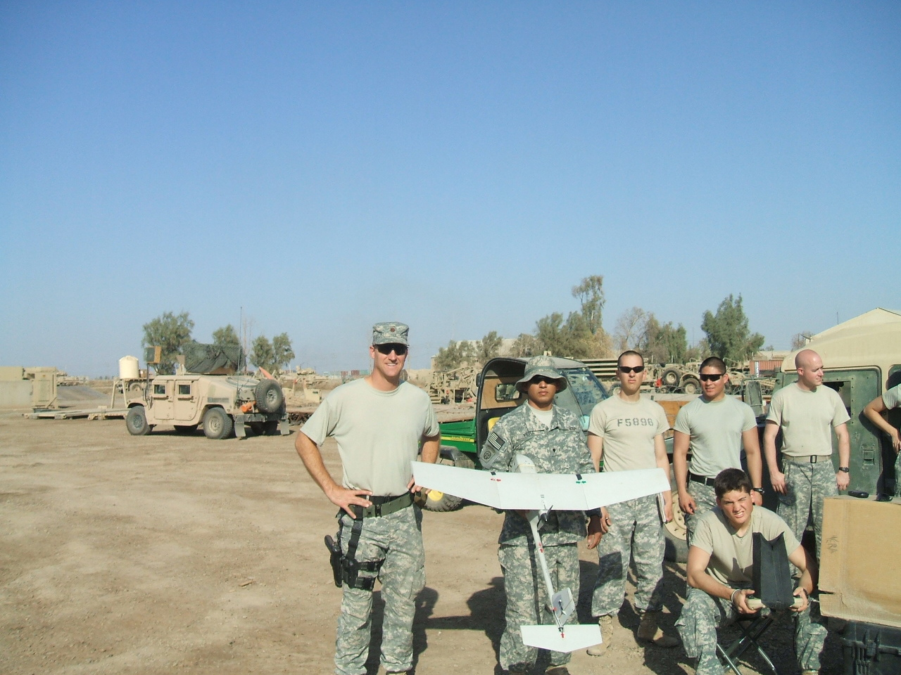 Raven (RQ-11)- The Soldier's UAS